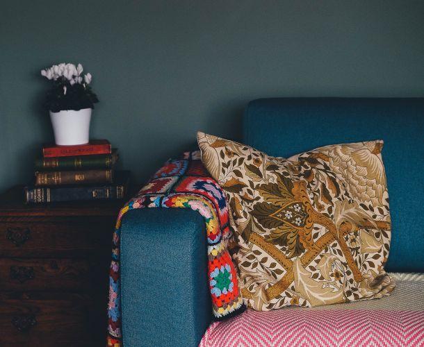 heklanje jastučić interijer krevet