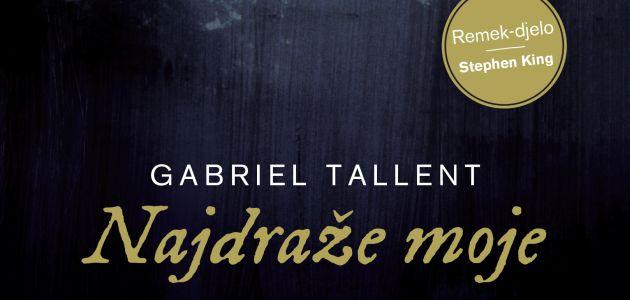 Gabriel Tallent – Najdraže moje