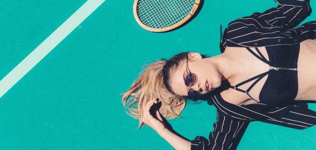 sauna sport tenis