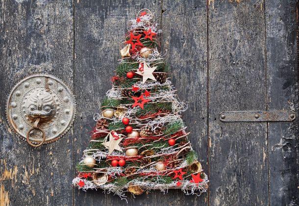 božić kićenje advent bor