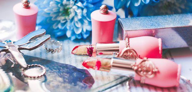 Glamurozni blagdanski make up look