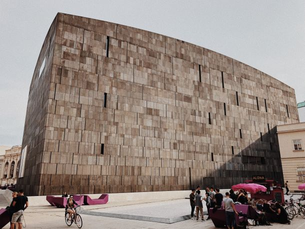 museum platz vienna