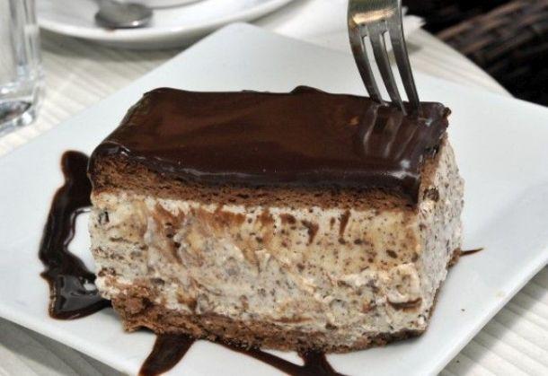 Zadnja stranica rigojanči kolač by Silvano Ježina