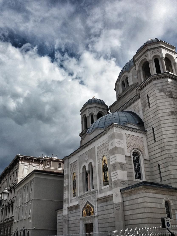 crkva svetog antonija