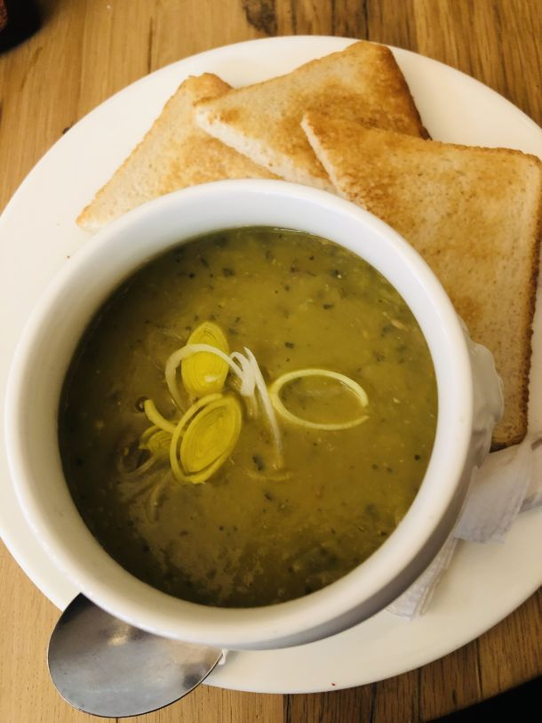 nizozemska juha od graška