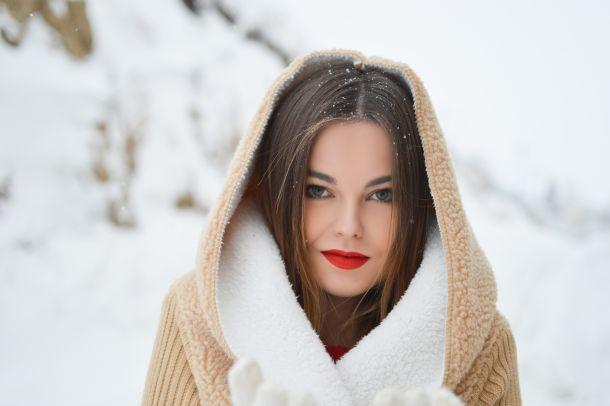 skijanje koža žena