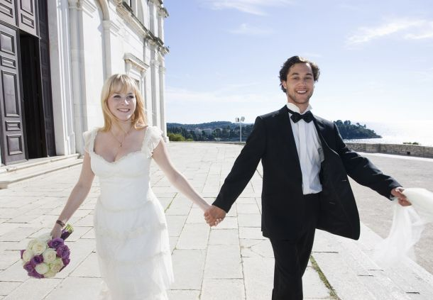 Rat mal, wer zur Hochzeit kommt