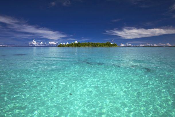 indonezija otok