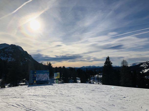 skijaška staza