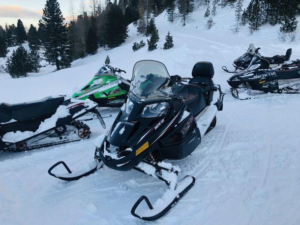 skije motorne