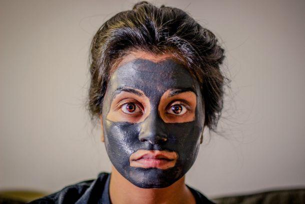 žena njega maska 30 godina