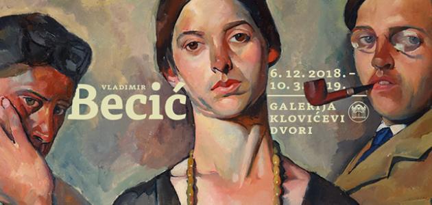Posljednji tjedan izložbe Vladimir Becić