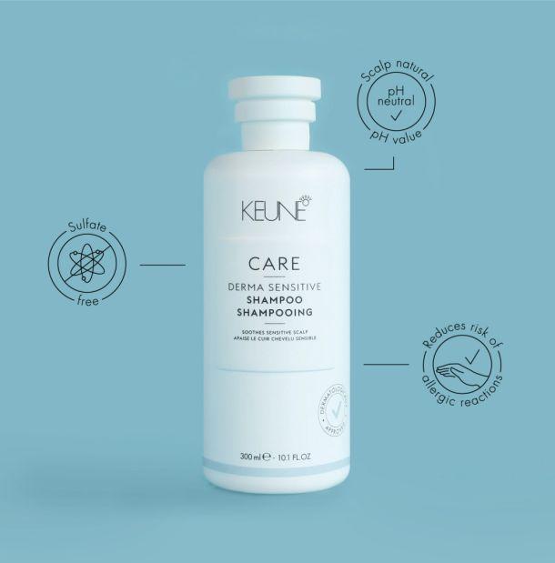 Keune Care Derma Sensitive 4-2