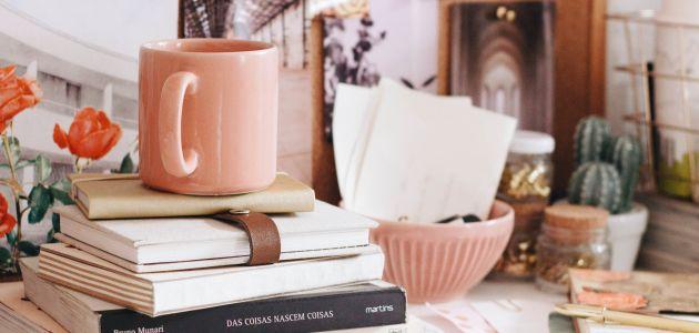 knjiga citanje kava