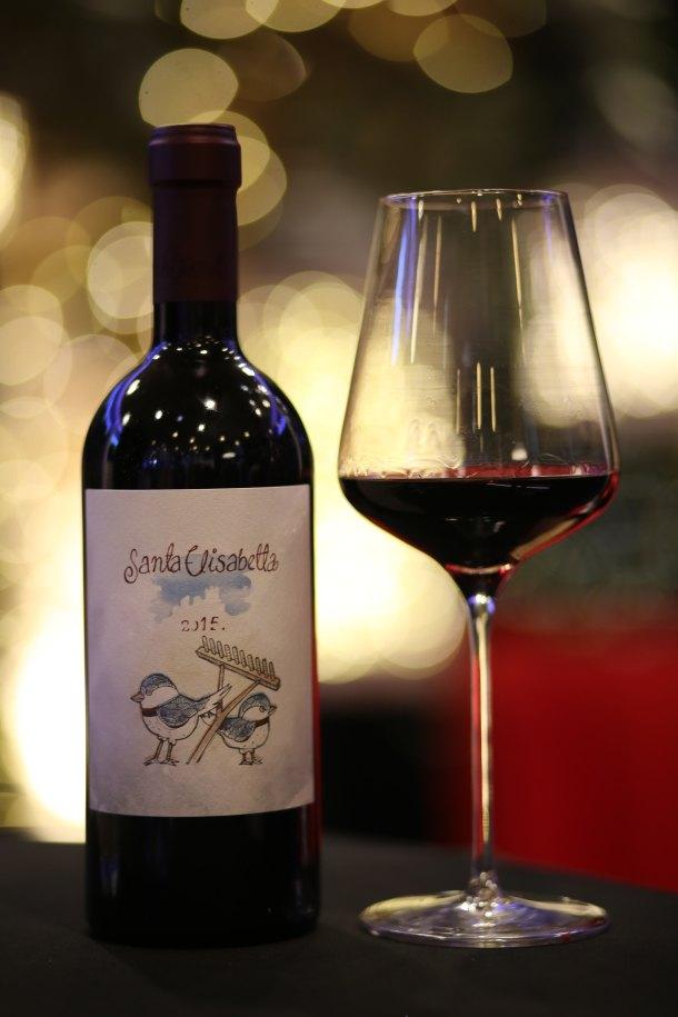 najambicioznije vino obitelji Benvenuti