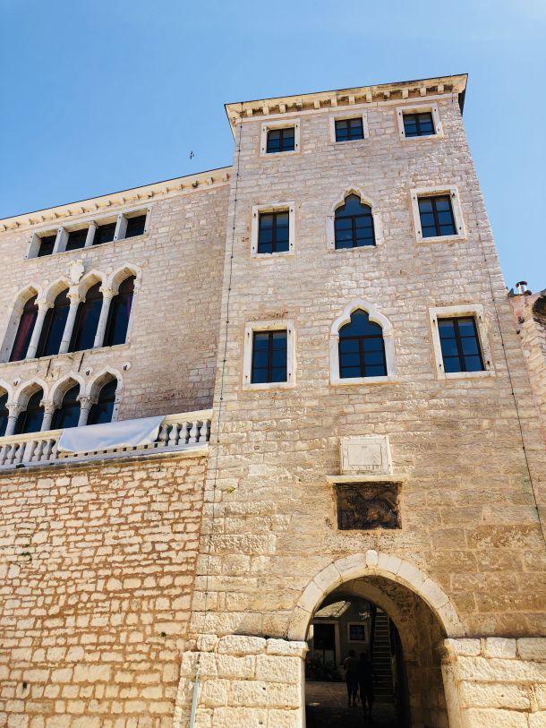 Palača Soardo Bembo bale