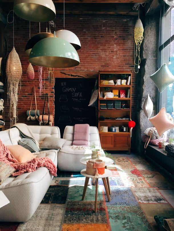 ideje interijer soba boje jastuci
