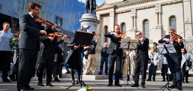 Koncert Zagrebačkih solista za ljude i životinje