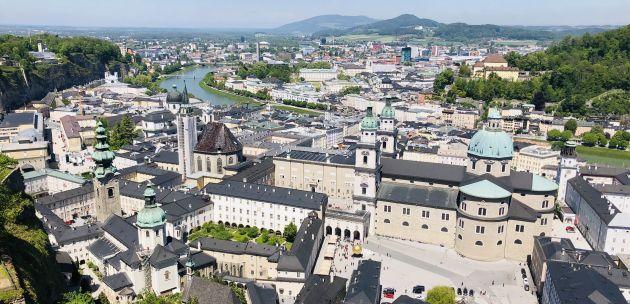 Vodimo vas na najbolja mjesta Salzburga