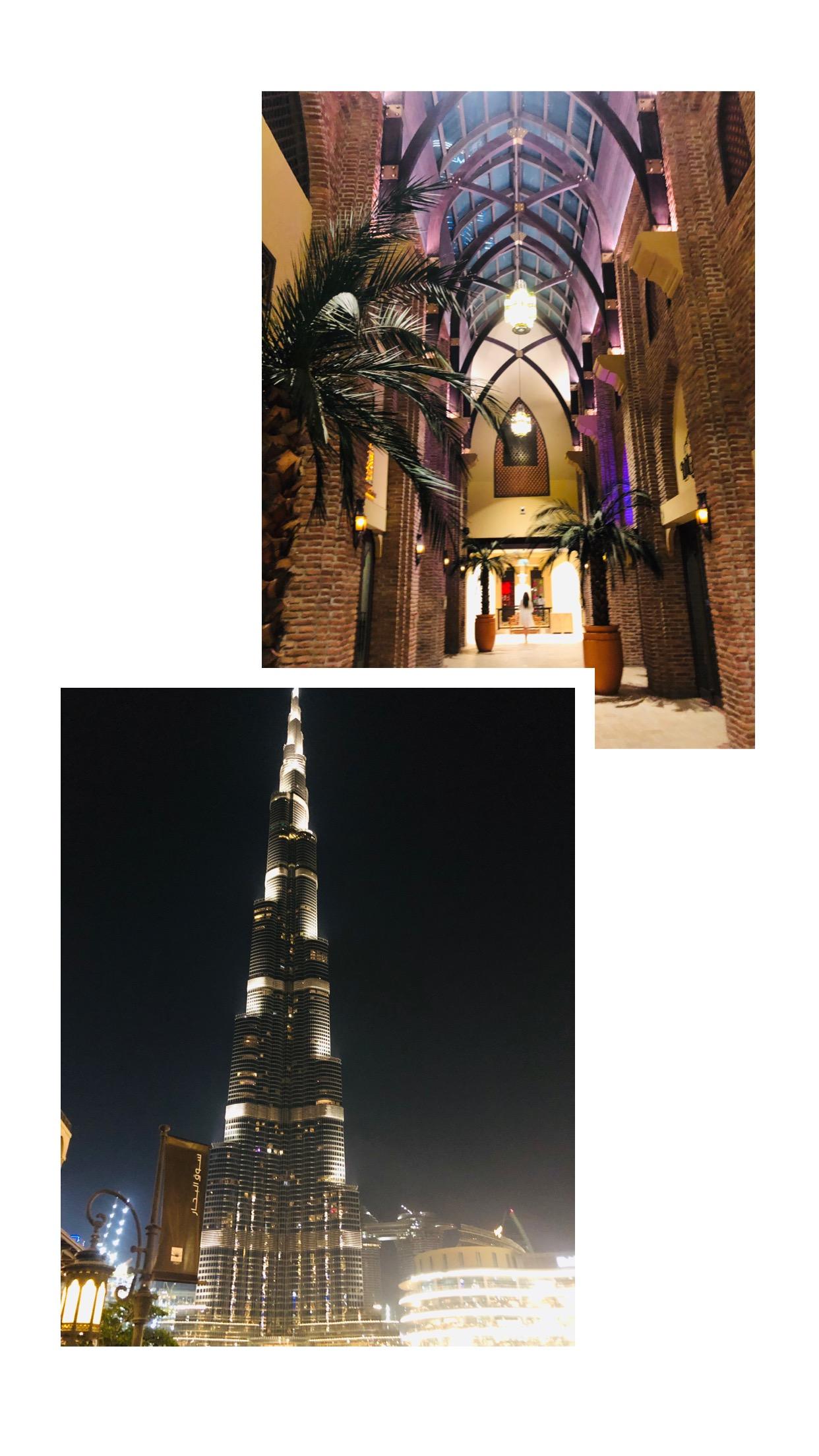 Burj Khalifa i palača