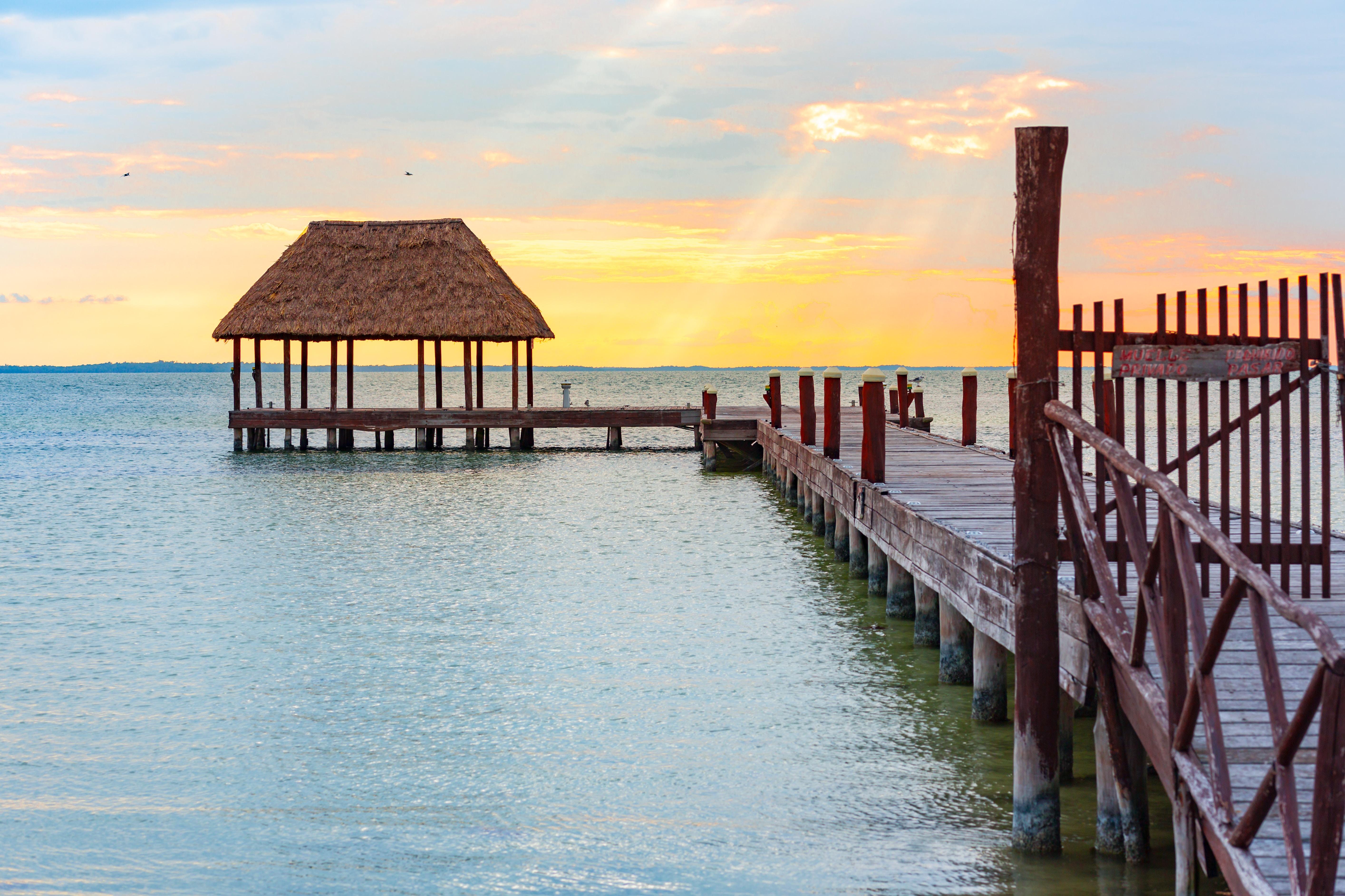Isla Holbox Mexiko
