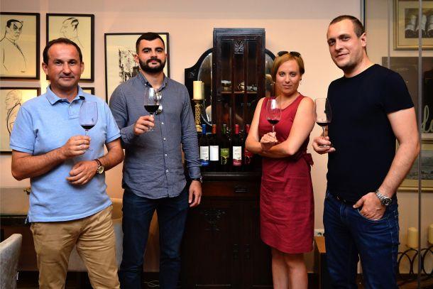 Vinski razgovori - Viktor Zdilar, Petar Ramljak, Kristina Pinkert, Ivan Kuštra
