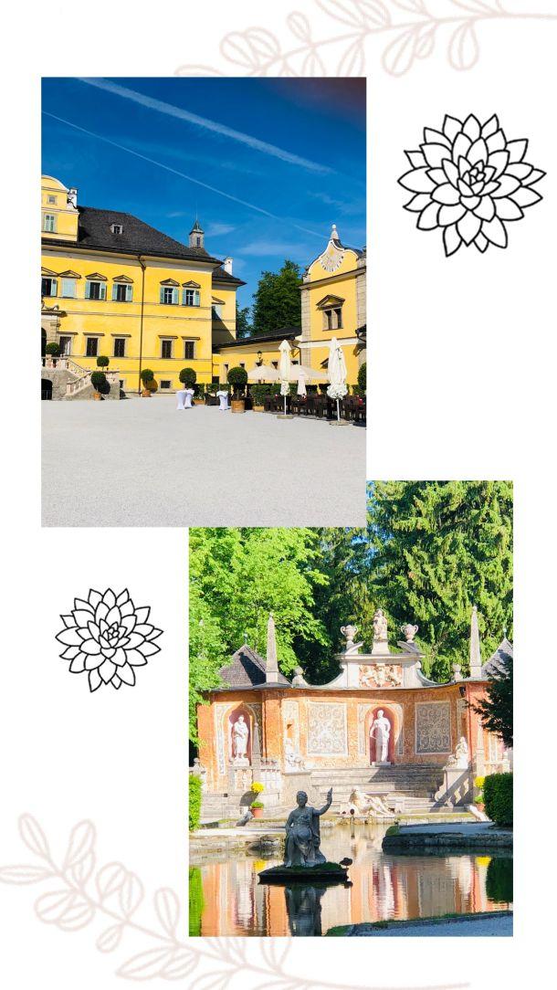 Vrt dvorca Hellbrunn