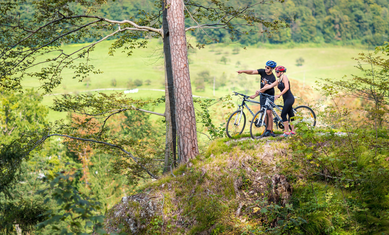 bicikliranje rimske terme