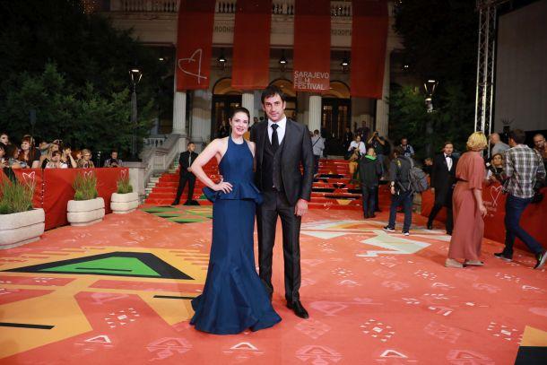 Ivana Roscic i Goran Bogdan