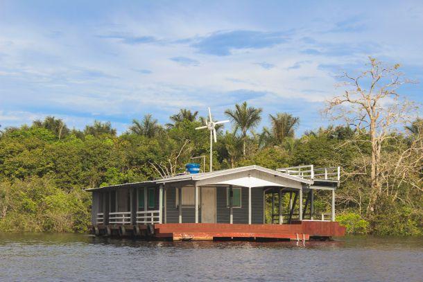 amazona prašuma