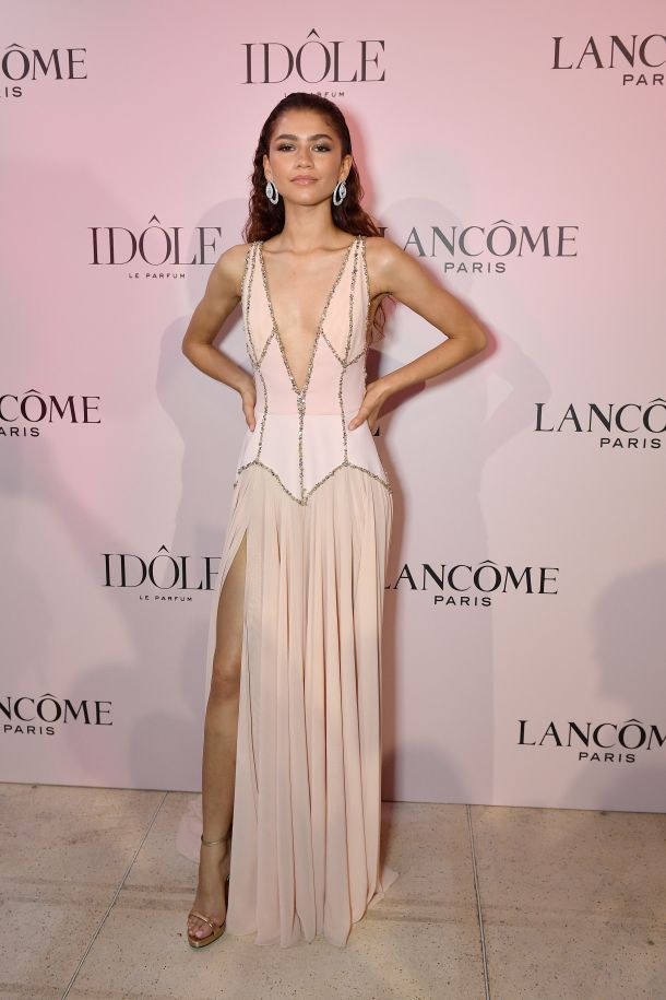 Lancôme Announces Zendaya As Face Of New Idôle Fragrance