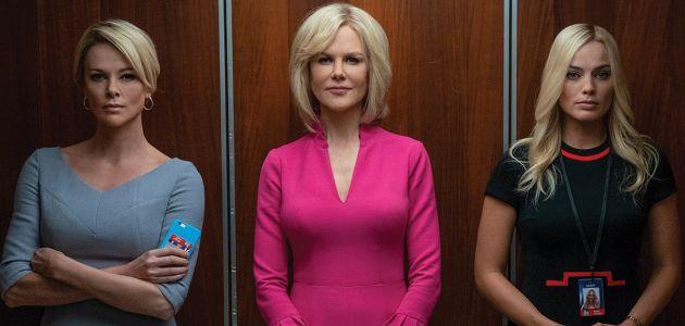 Nicole Kidman i Charlize Theron u filmu One su bombe