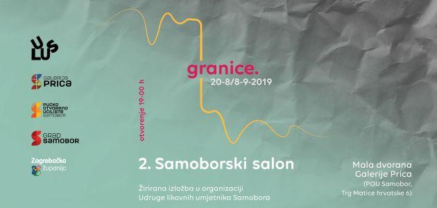 """2. Samoborski salon na temu """"Granice"""""""