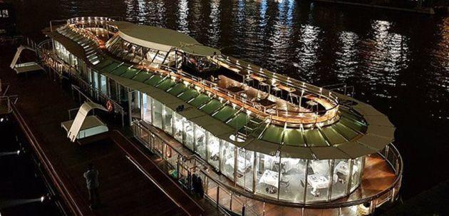 Alain-Ducasse restoran paris Ducasse sur Seine