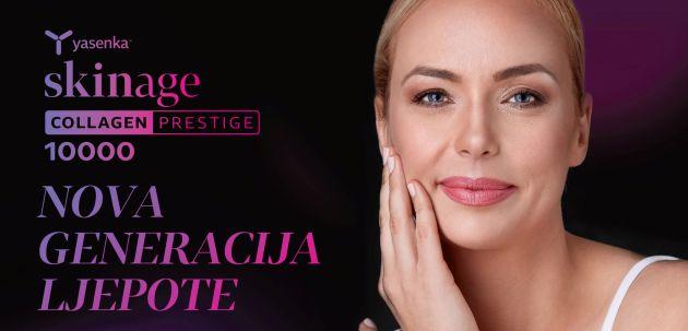 Skinage collagen PRESTIGE 10 000 nova generacija ljepote