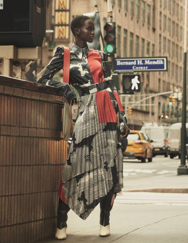haljina jesen moda
