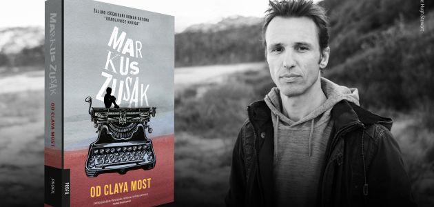 Pisac Markus Zusak gostuje u Zagrebu
