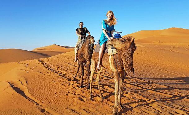 matea pelko pustinja
