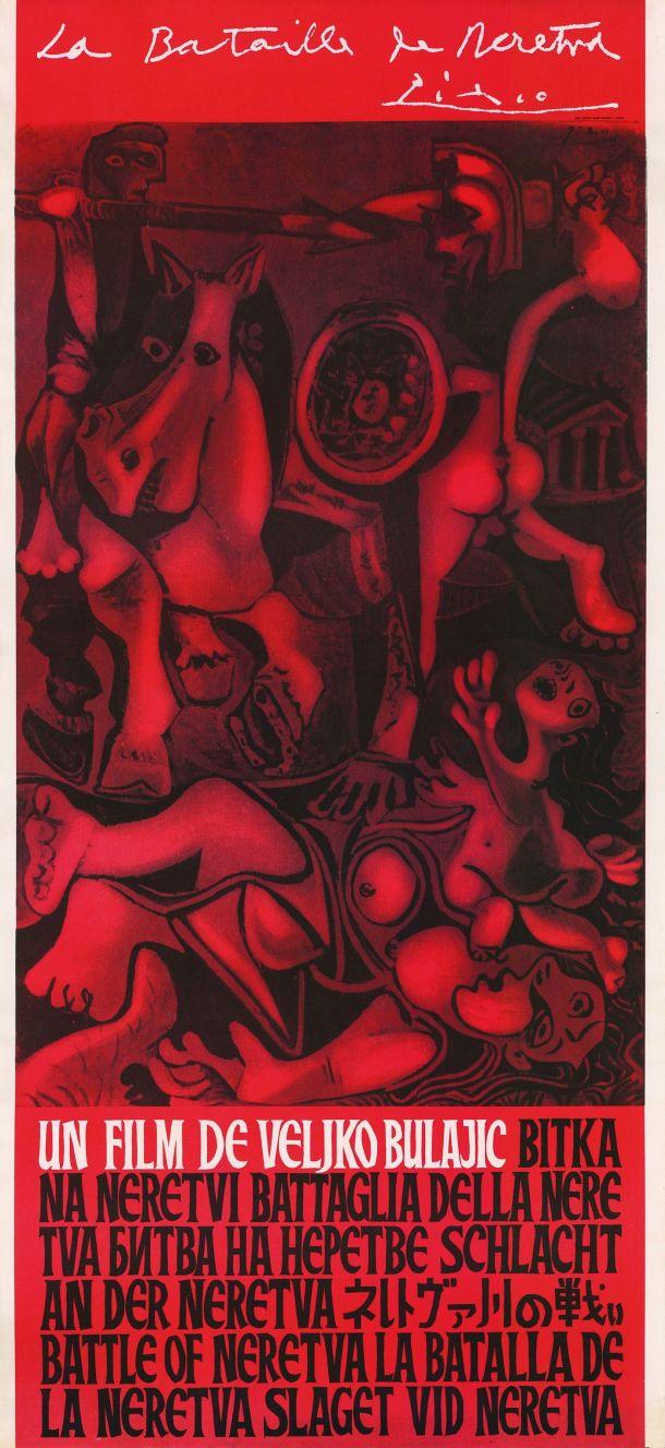 Picasso, Pablo, Un film de Veljko Bulaić..., 1969