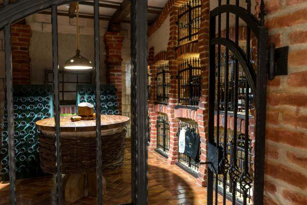 Restoran Terbotz - Vinski podrum