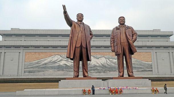 lideri sjeverna koreja