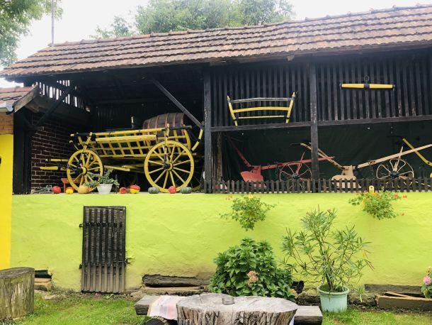papuk seosko imanje