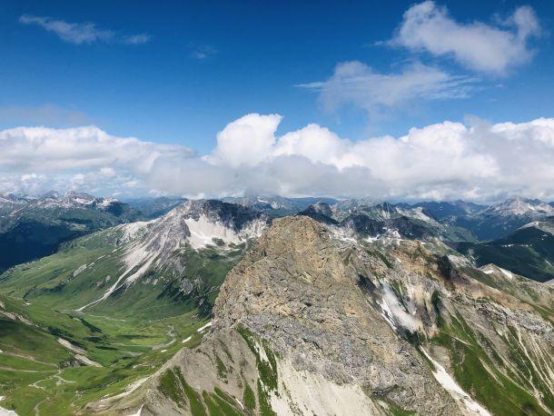 planine tirol austrija