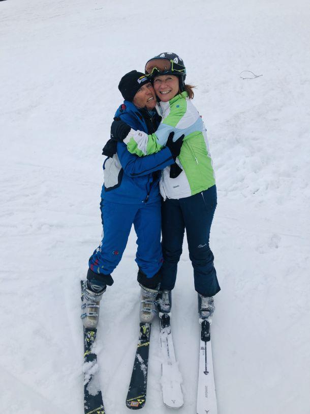 skijanje austria