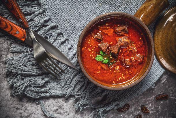 čušpajz hrana bosanski lonac govedina