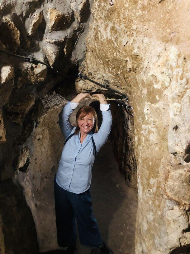 kapadokija katakombe
