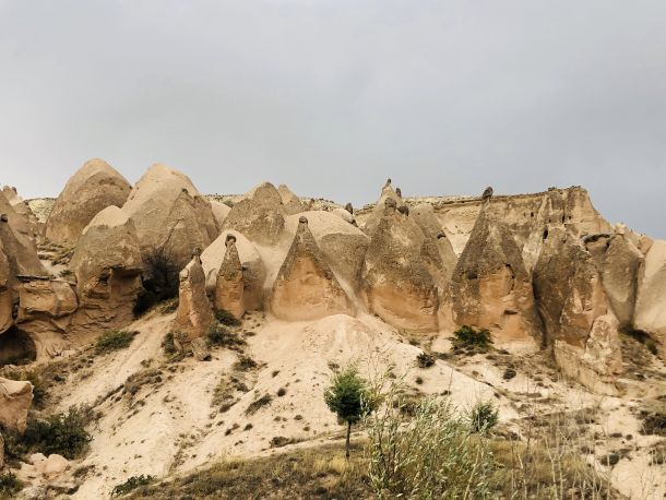 turska kapadokija putovanja