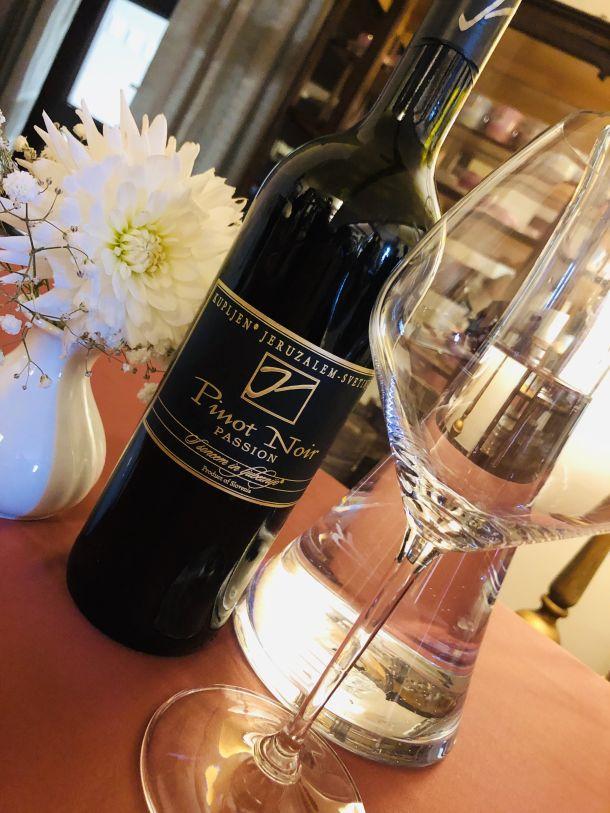 vina kupljen jeruzalem pinot noire