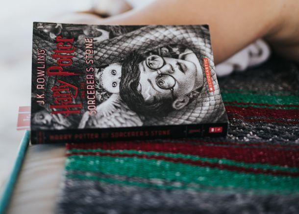 Harry Potter knjiga