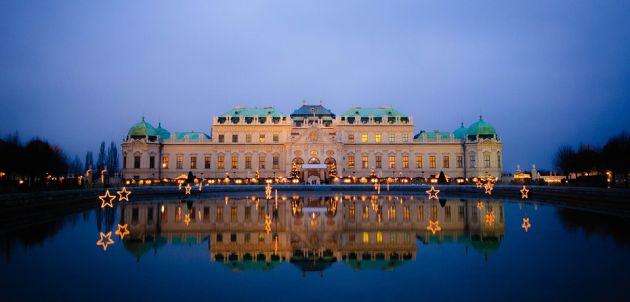 bec belvedere dvorac vienna